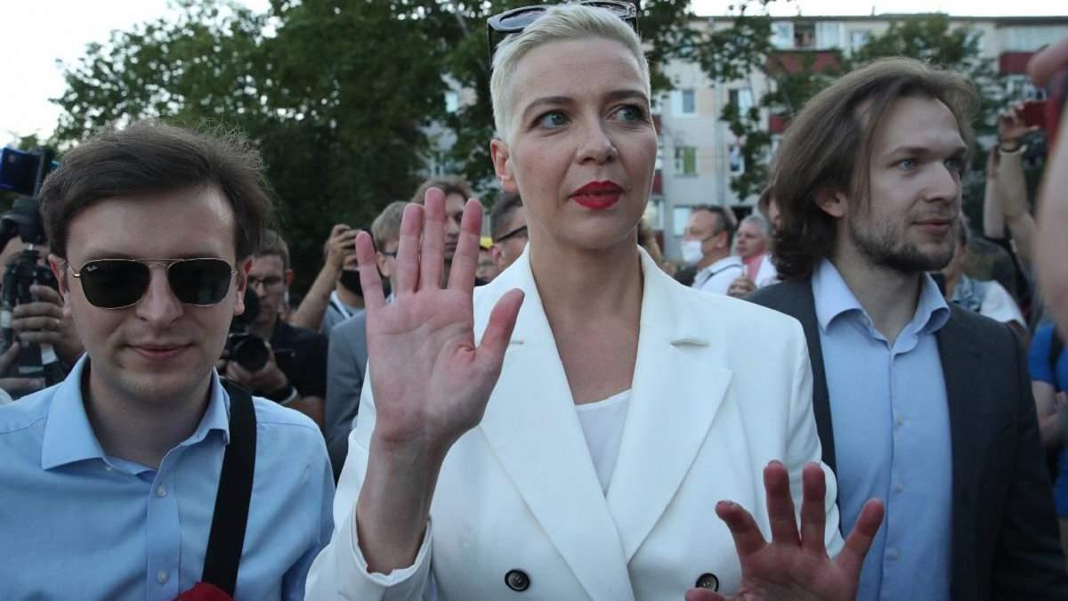 Марія Колеснікова затримана на кордоні з Україною – останні новини