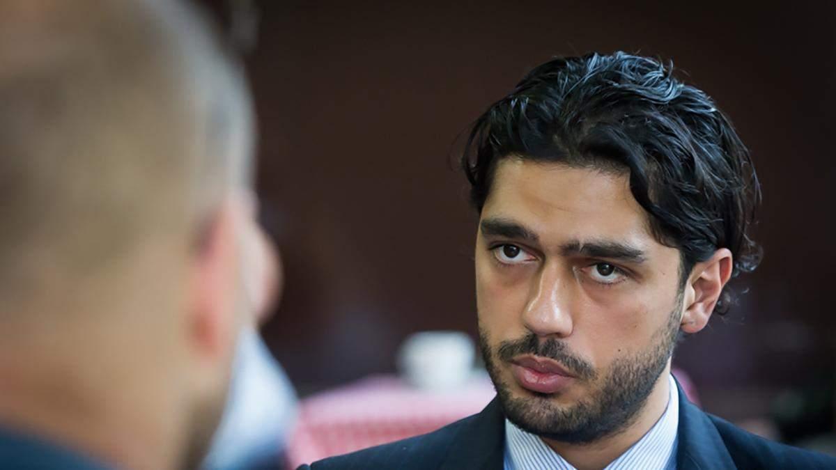 Лерос прийшов на допит до ДБР: чи подаватиме в суд на Зеленського