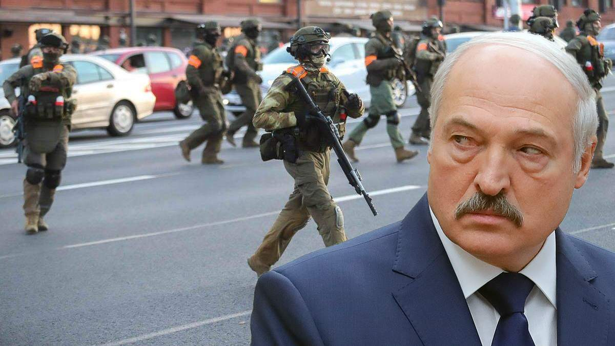 Лукашенко у коментарі РосЗМІ прокоментував свавілля силовиків щодо мітингувальників у Білорусі