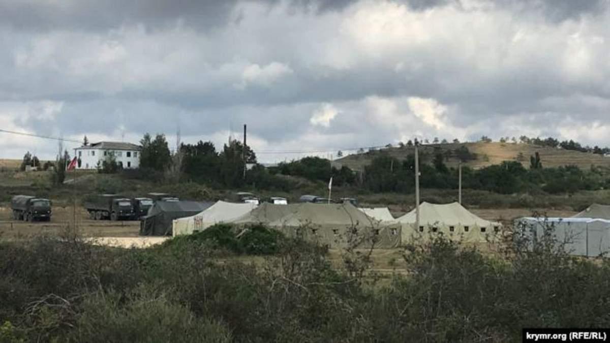 Військові в окупованому Криму перекрили річку, аби забезпечити водою Сімферополь