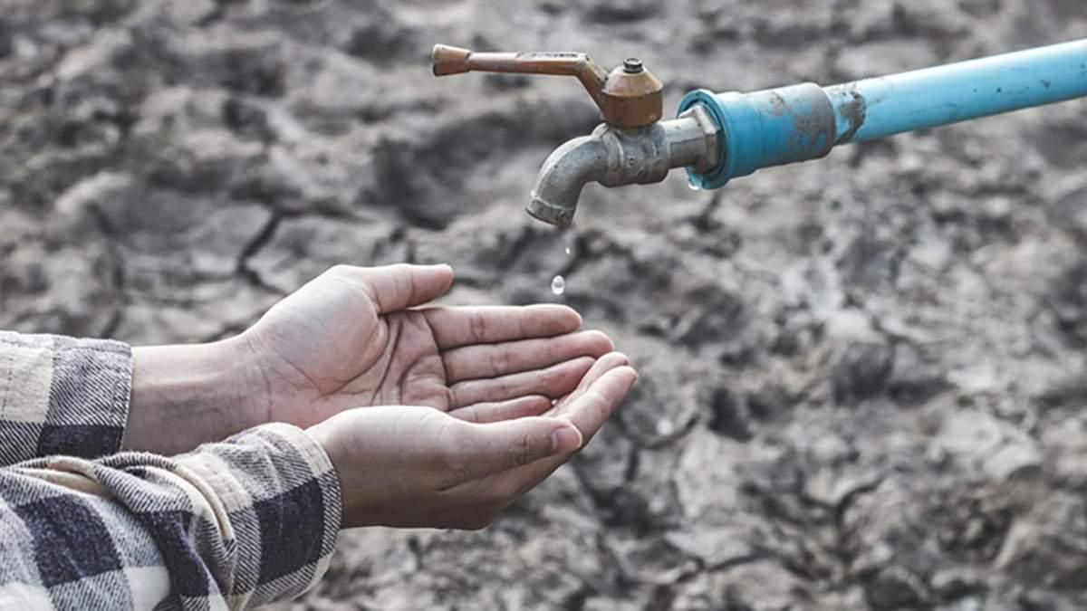 Воду в Криму жорстко економитимуть