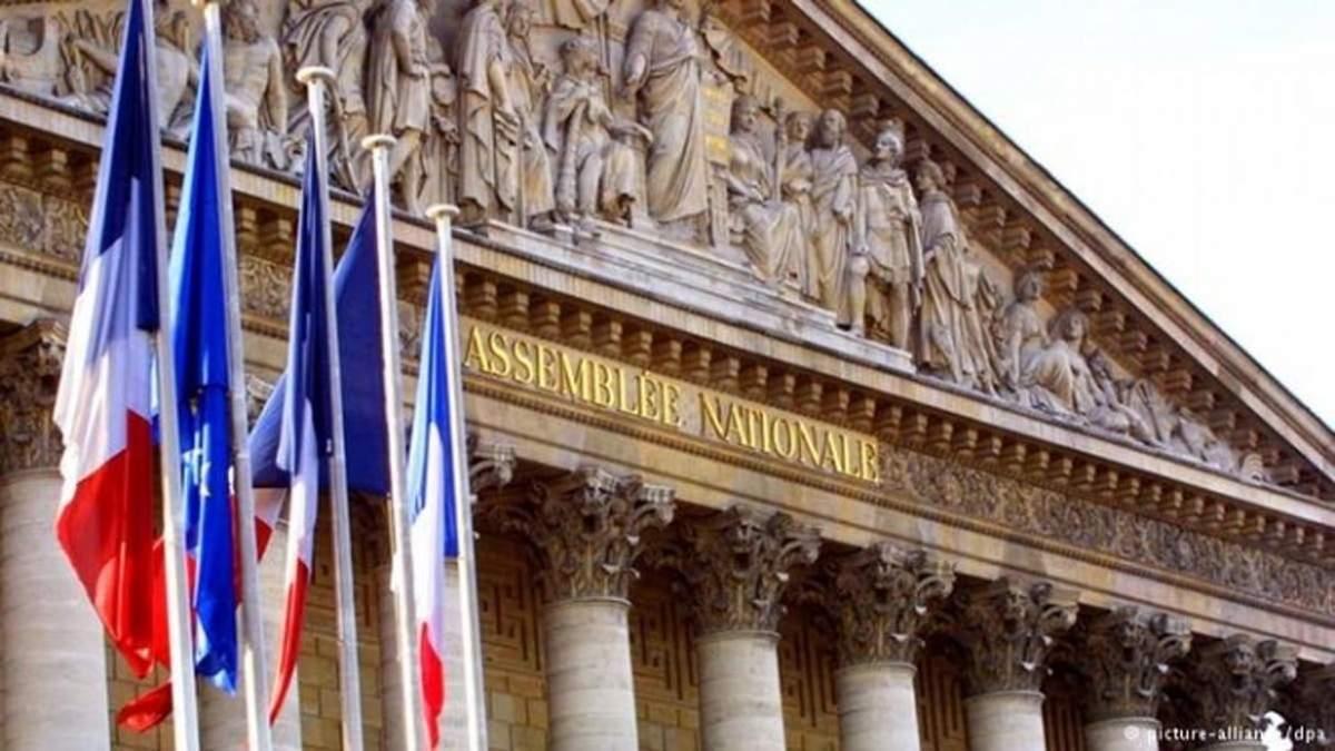 Во Франции бойкотируют заседание с россиянами