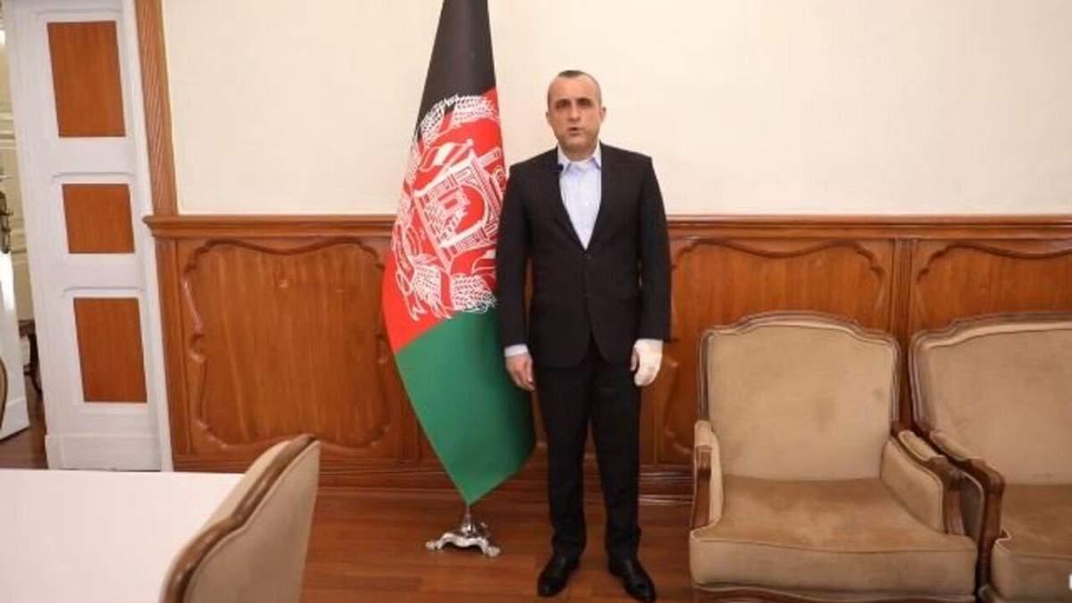 В Афганістані стався замах на віцепрезидента Амруллу Салеха
