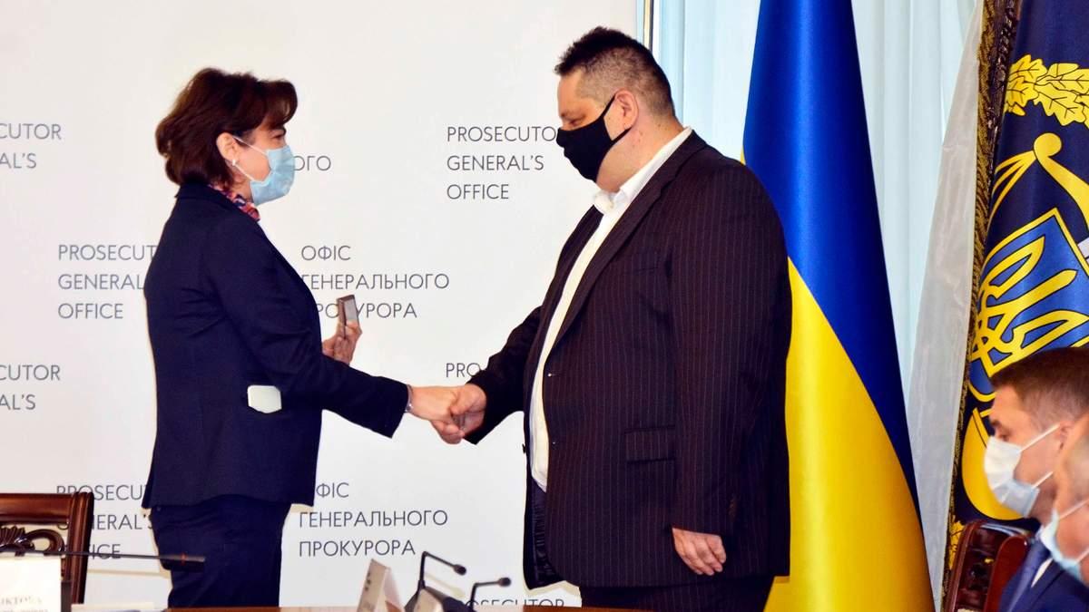 Венедиктова назначила своим заместителем юриста Медведчука, – Шабунин