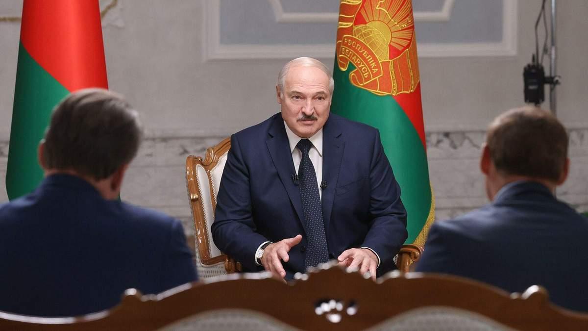 Лукашенко назвав умову можливої агресії Росії проти Білорусі