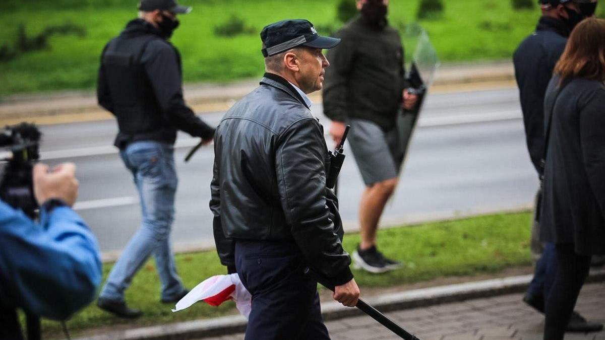 """Белорусские """"титушки"""" – предвестники краха"""