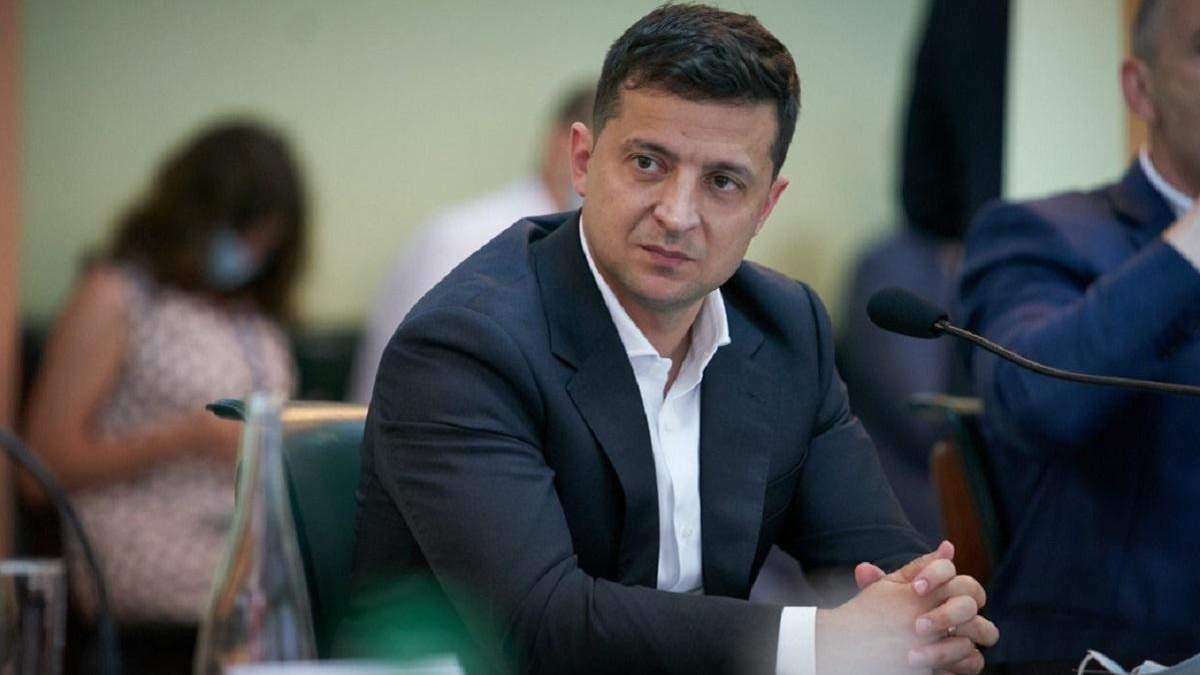 Зеленский отреагировал на нарушение перемирия на Донбассе