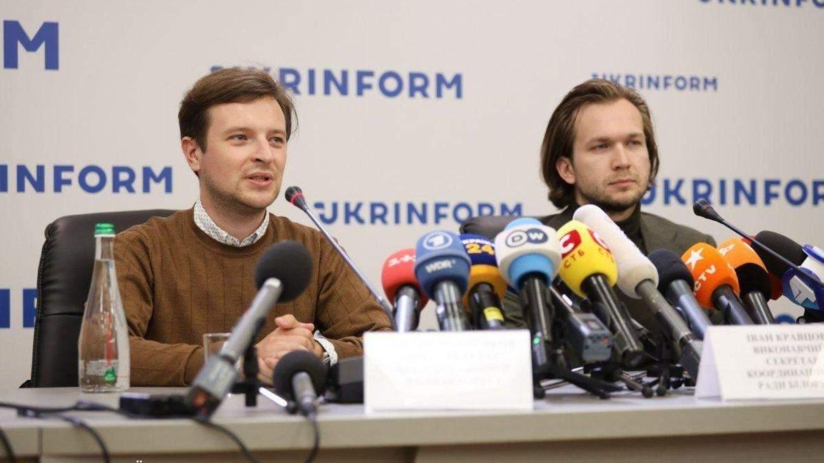 Іван Кравцов та Антон Родненков