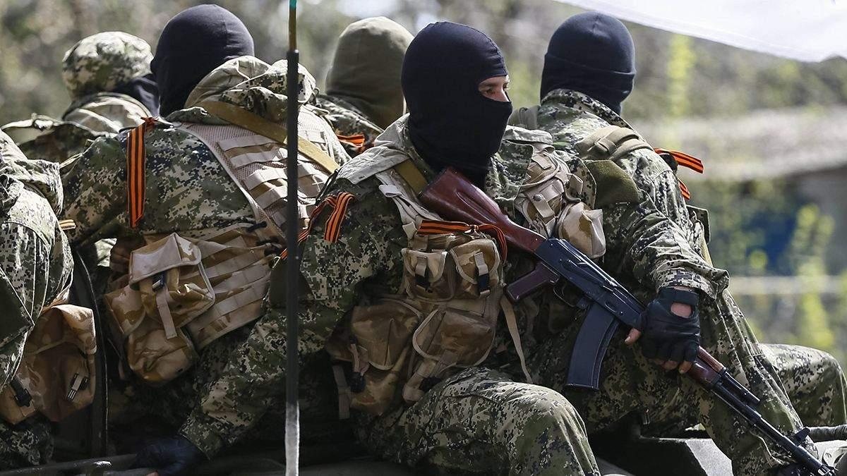 Оккупанты отменили обстрел позиций ВСУ у Шум