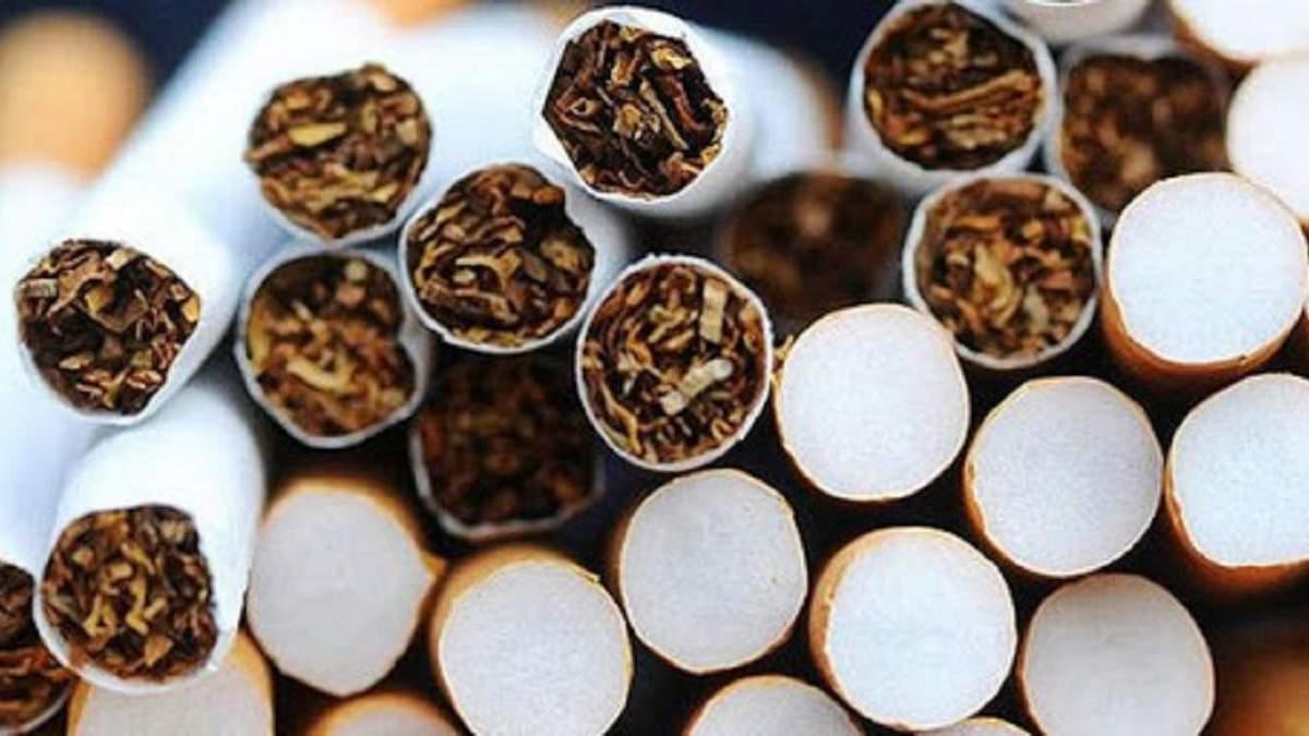 Уровень торговли поддельной табачной продукцией достиг максимума за последние 6 лет