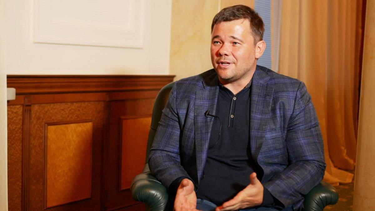 Андрій Богдан дав інтерв'ю Гордону: коротко найголовніше з розмови