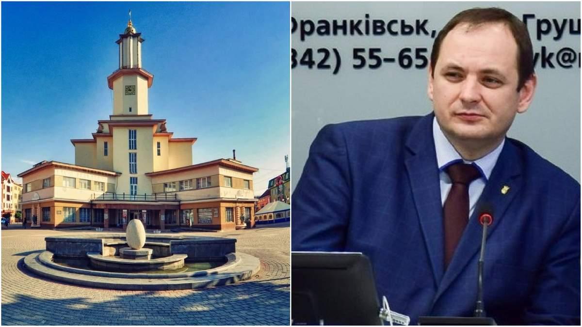 Ивано-Франковск в красной зоне: город будет судиться с правительством