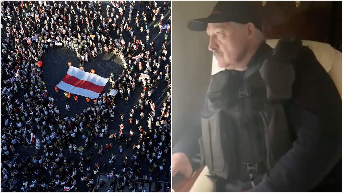Сволочі американці, – Лукашенко все ще шукає винних у протестах