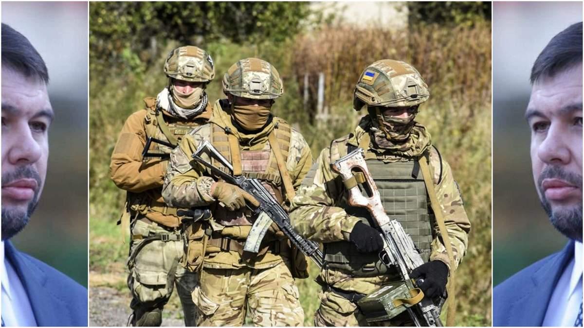 Реакція ЗСУ під Шумами на погрози Пушиліна й заплановану інспекцію