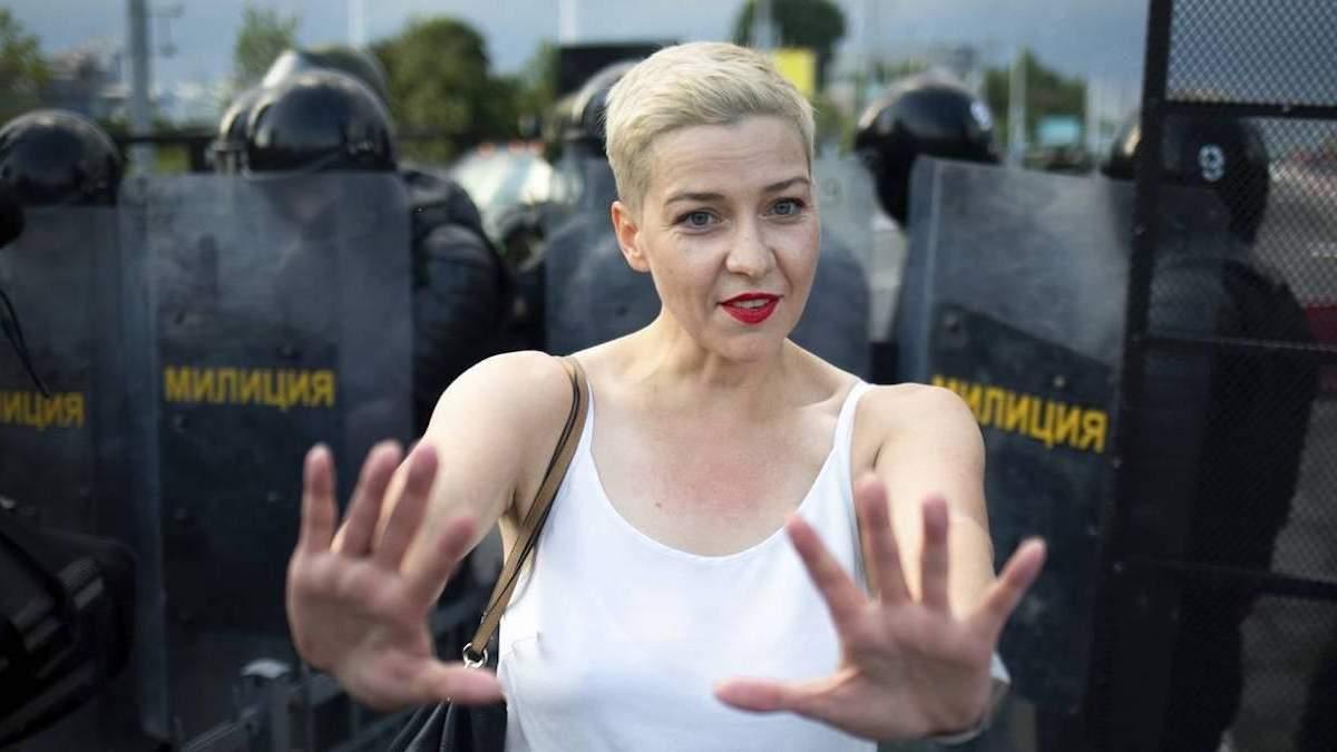 Колесникова в СИЗО чувствует себя бодро несмотря на похищение и угрозы