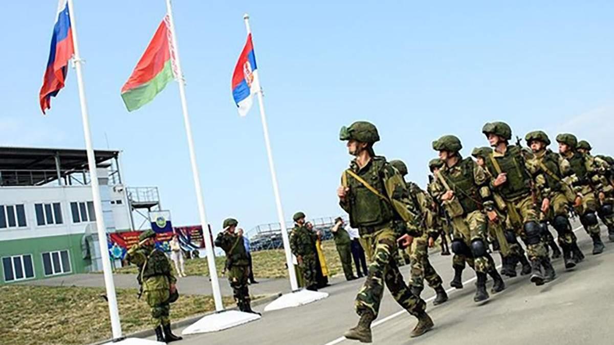 """Військові навчання """"Слов'янське братство – 2020"""""""