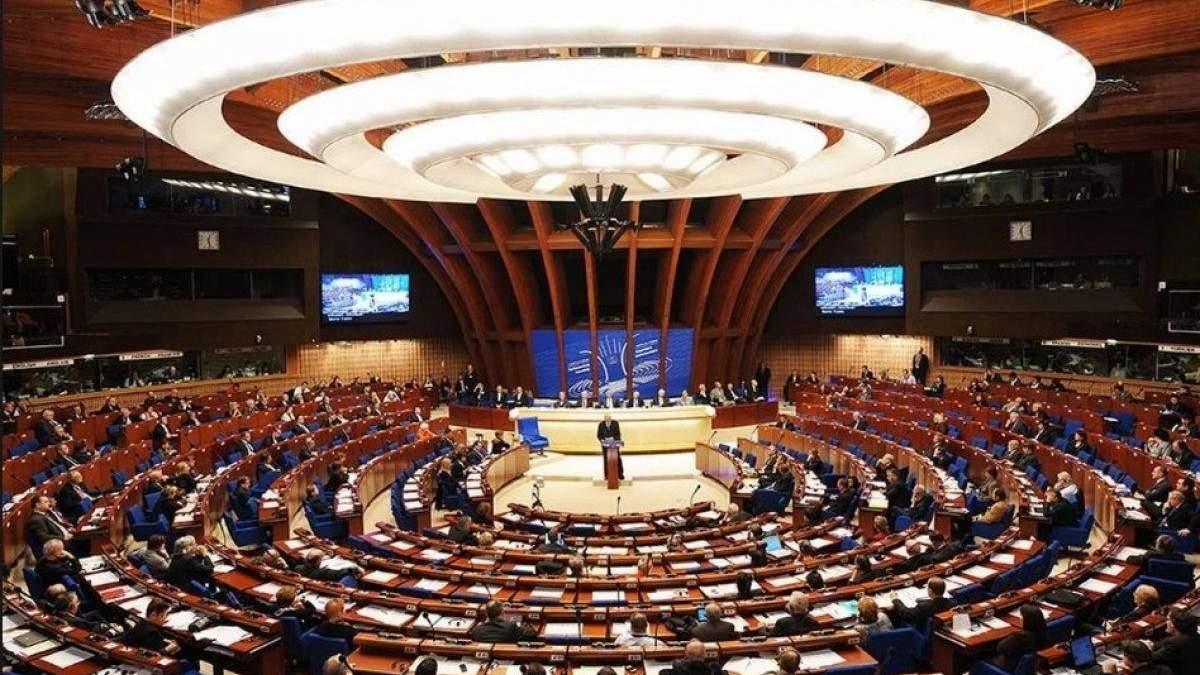 ПАСЕ не признает результаты голосования на выборах президента Беларуси