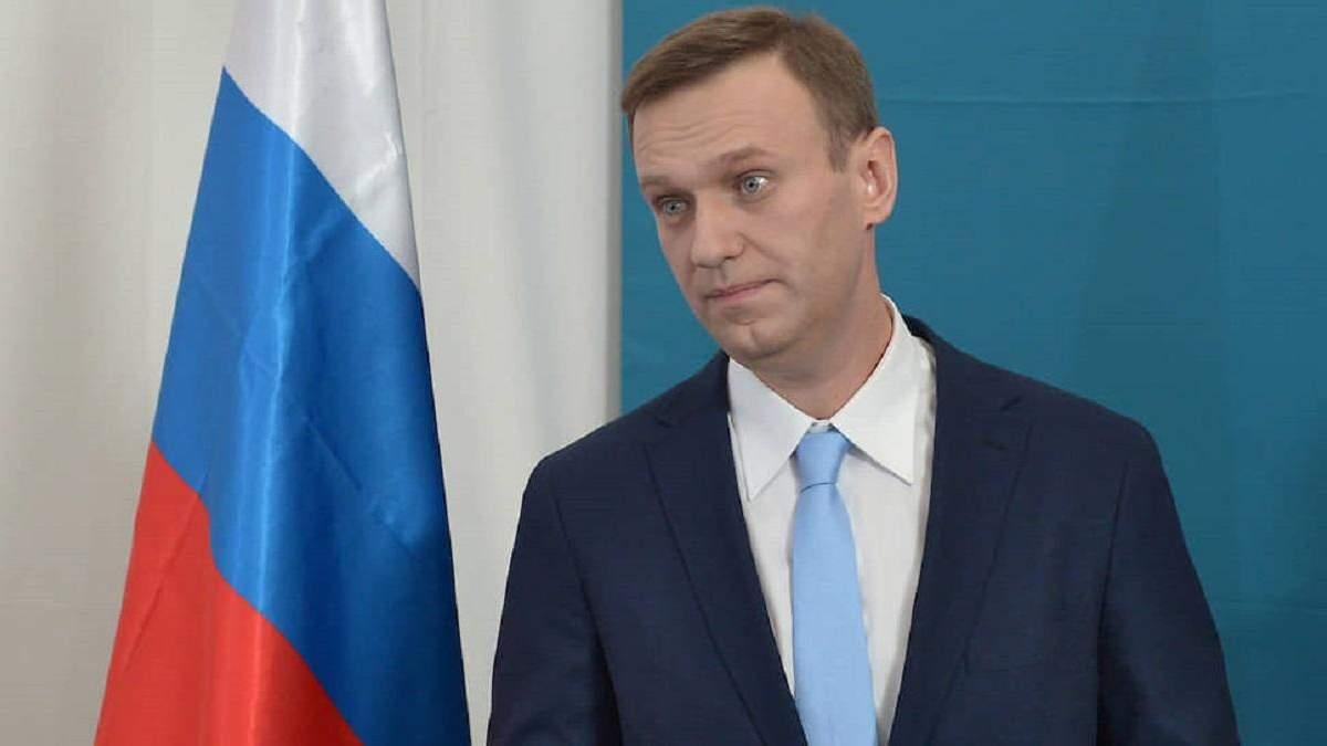 Олексій Навальний повністю прийшов до тями