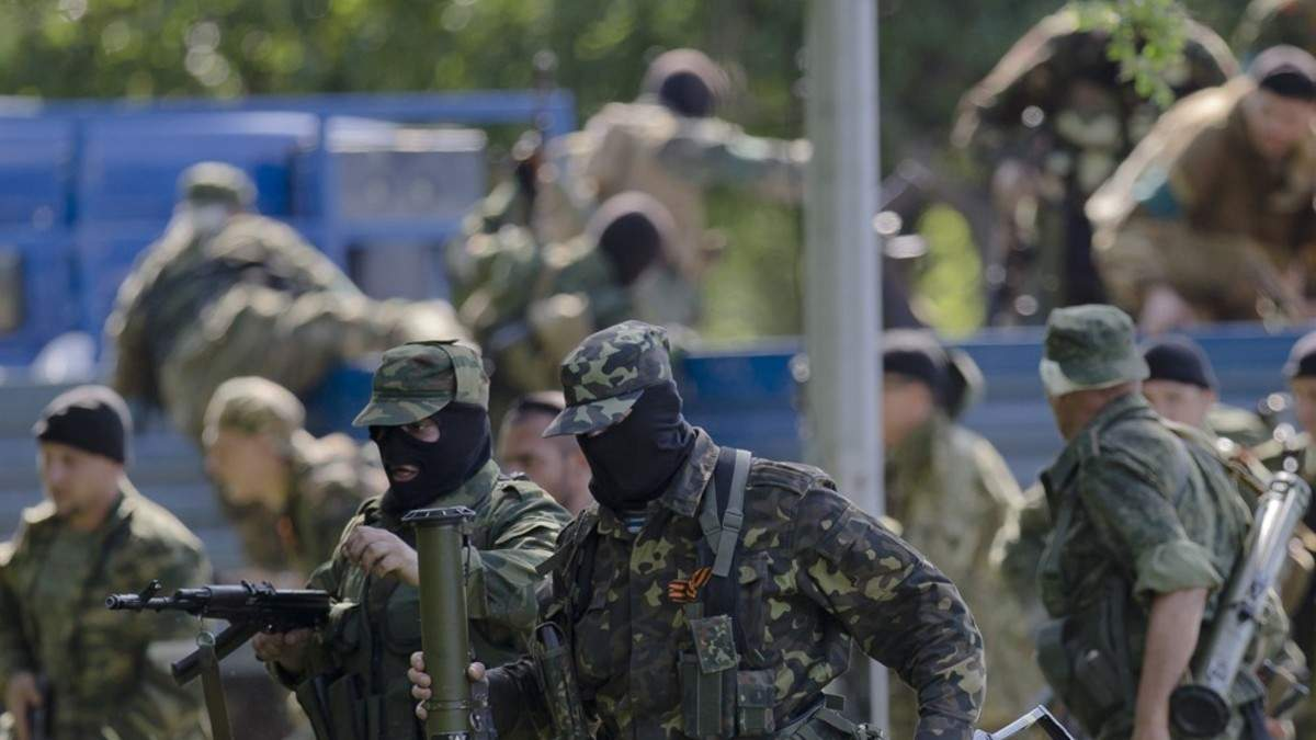 Боевики прицельно обстреляли украинские позиции возле Шумов: здесь должна была пройти встреча представителей СЦКК и ОБСЕ