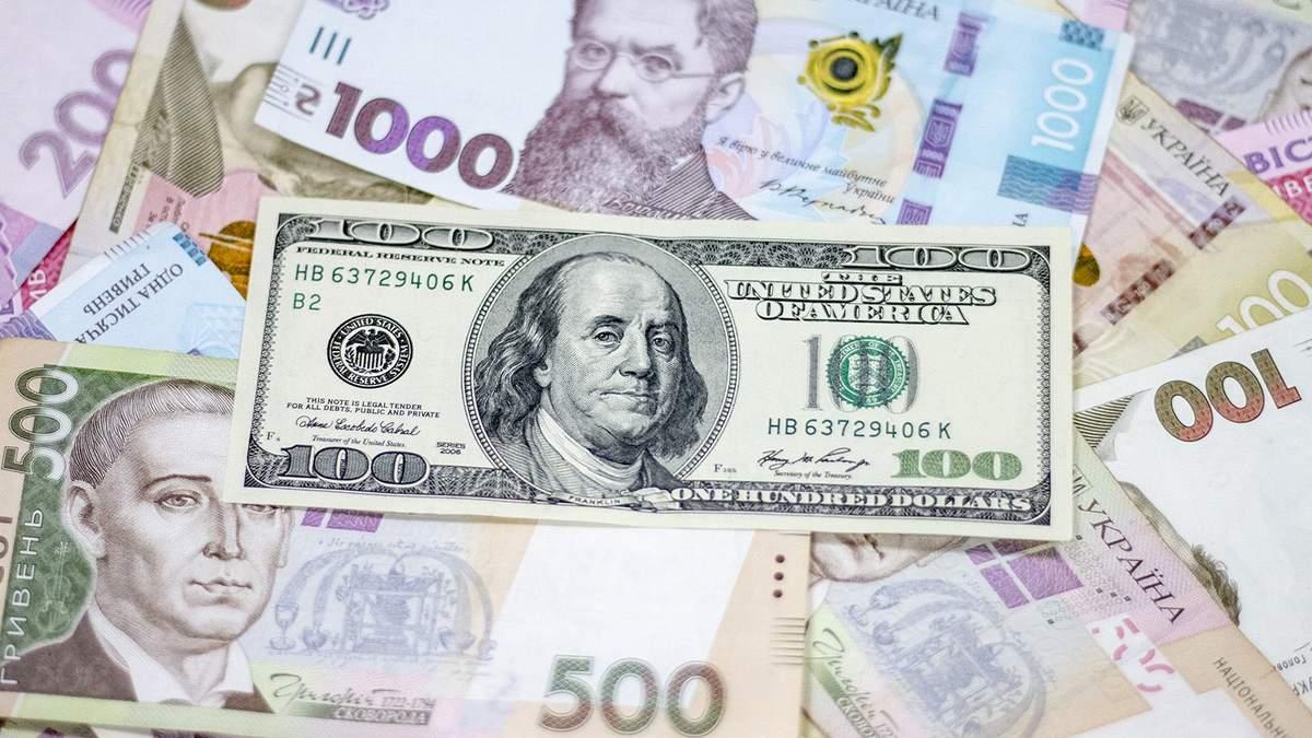 Курс долара, євро – курс валют НБУ на 11 вересня 2020