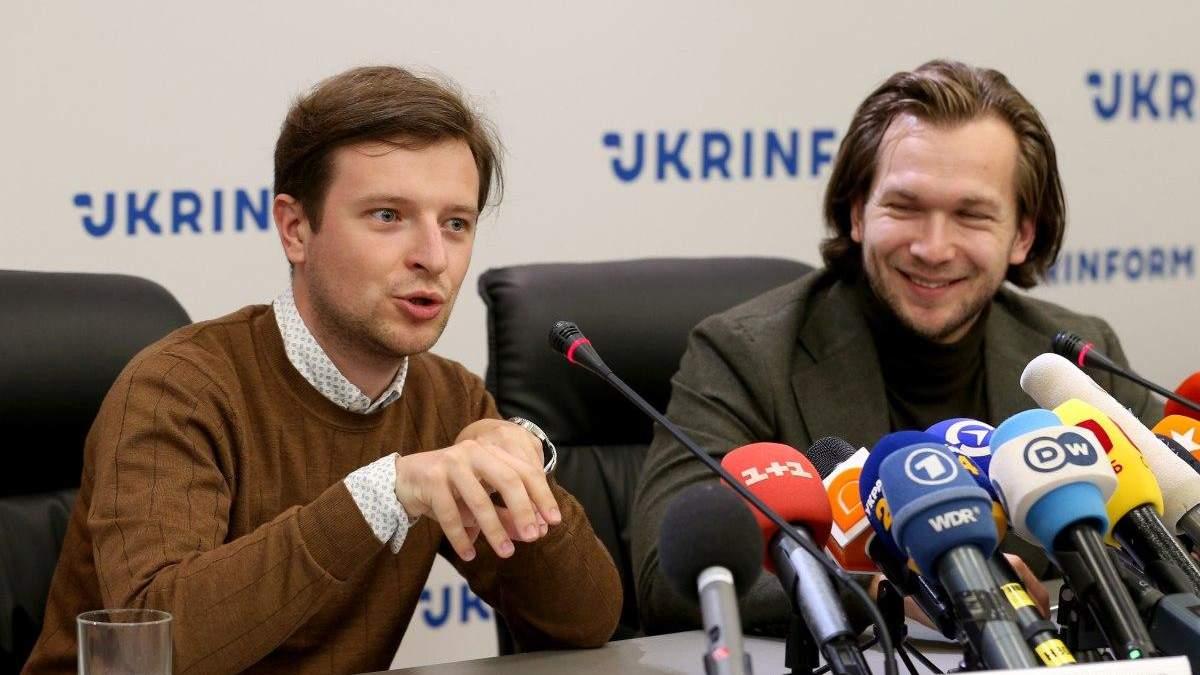 Белорусские оппозиционеры Кравцов и Родненков хотят уехать из Украины