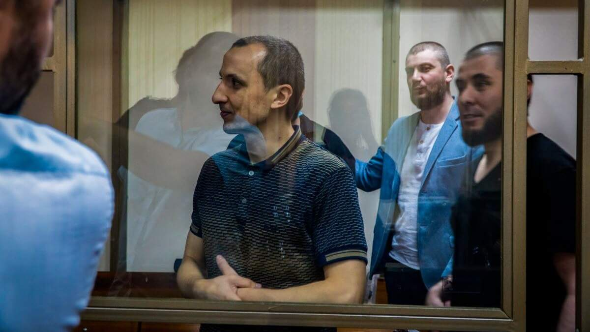Мы не станем вашими рабами: крымчанин на суде упрекнул Россию за агрессию против Украины
