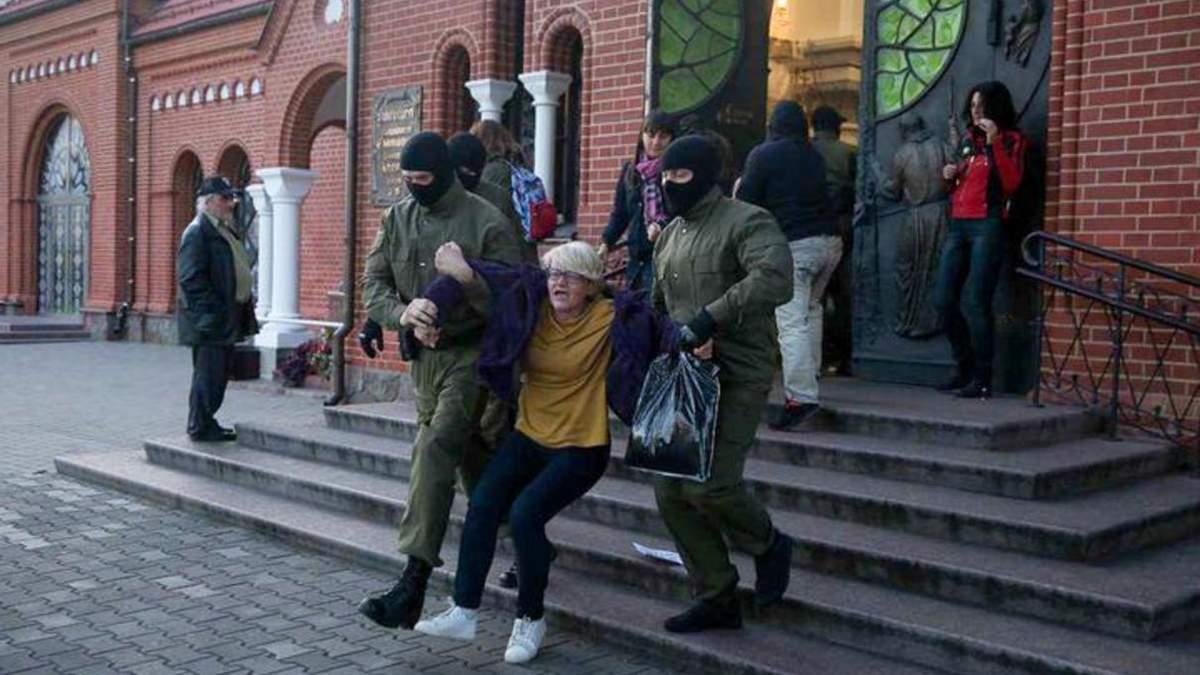 Новини, Білорусь 11 вересня 2020: протести сьогодні – відео