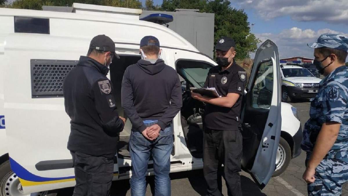 В Донецкой области задержали убийцу, который был в международном розыске
