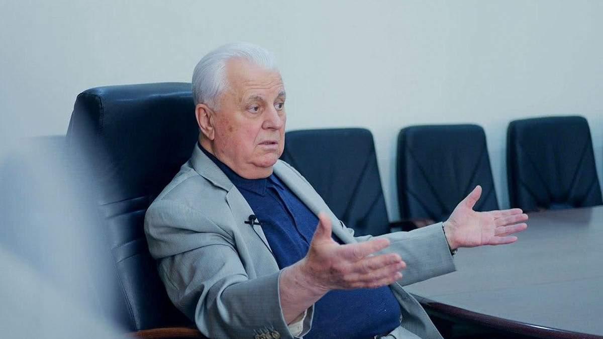 Зрив інспектування біля Шумів не є зривом мінських угод, – Кравчук