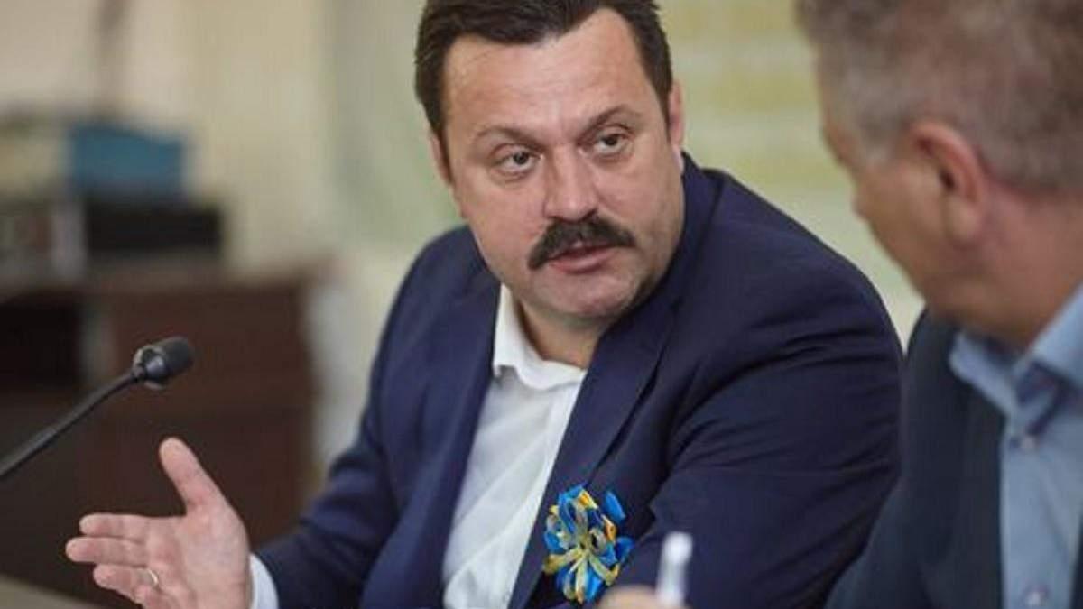Деркач попал под санкции США: его реакция