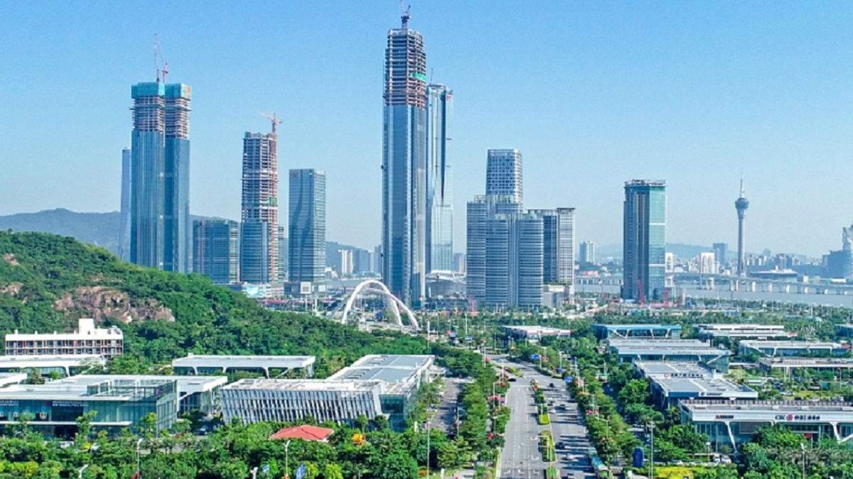 В китайском городе Чжухай прогремел масштабный взрыв