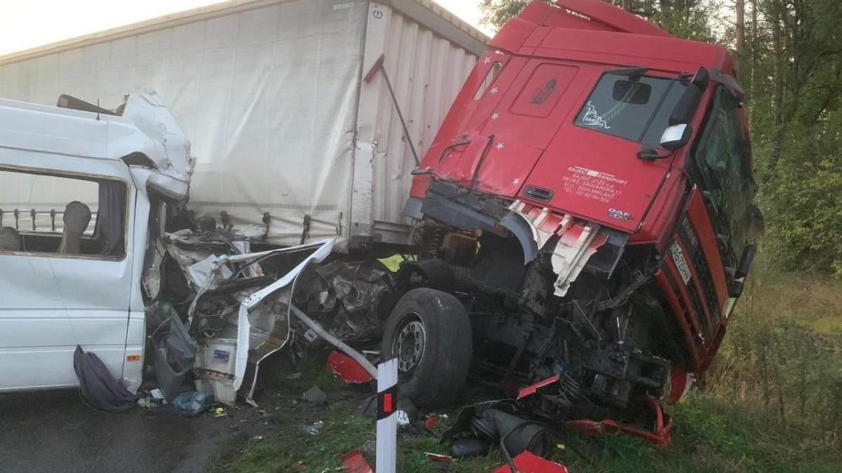 ДТП біля Борисполя з 6 загиблими: що відомо про постраждалих