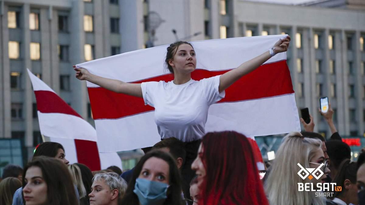 Новости, Беларусь 14 сентября 2020: протесты сегодня – видео