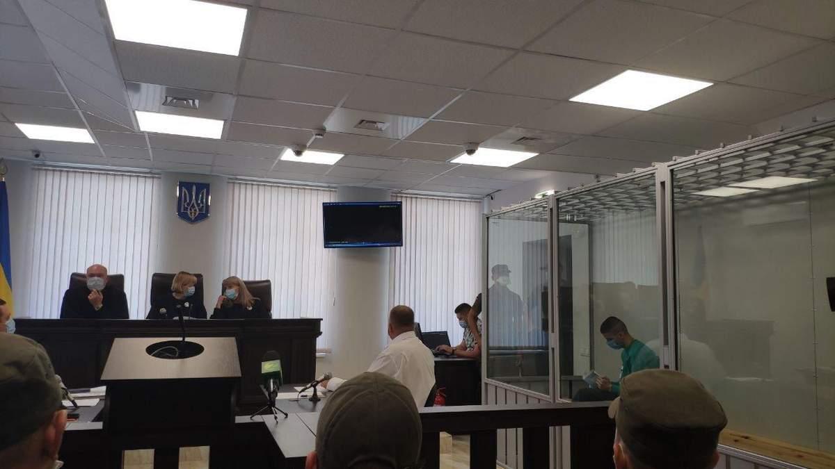 Приговор для мужчины, поджег Анастасию Ковалеву в Запорожье