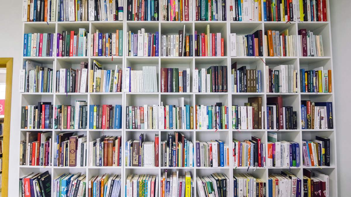 Нове життя луганської бібліотеки