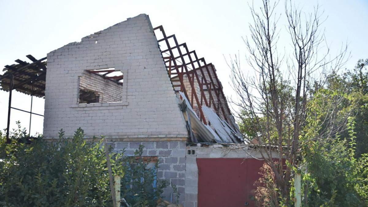 На Донбассе возобновили тысячи домов, разрушены оккупантами фото
