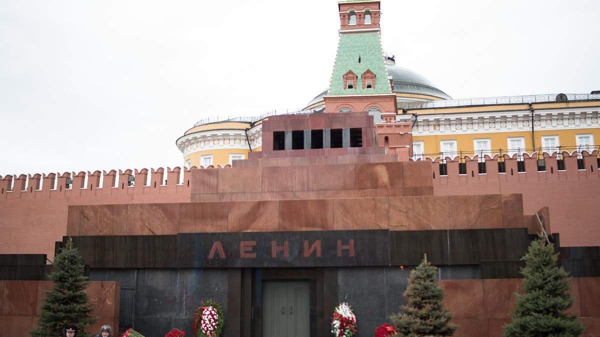У Росії оголосили конкурс на кращу концепцію мавзолею