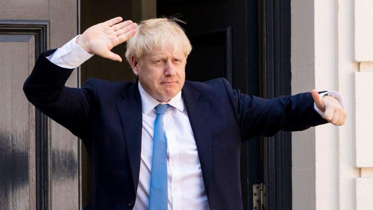 Джонсон заявив, що Brexit порушує міжнародне право