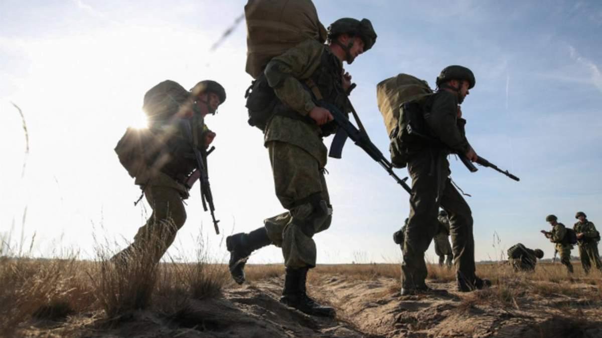 Росія та Білорусь проведуть спільні військові навчання