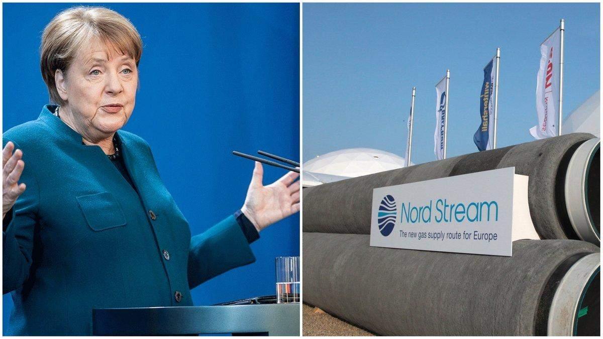 Заморозить строительство Северного потока-2 может только Германия