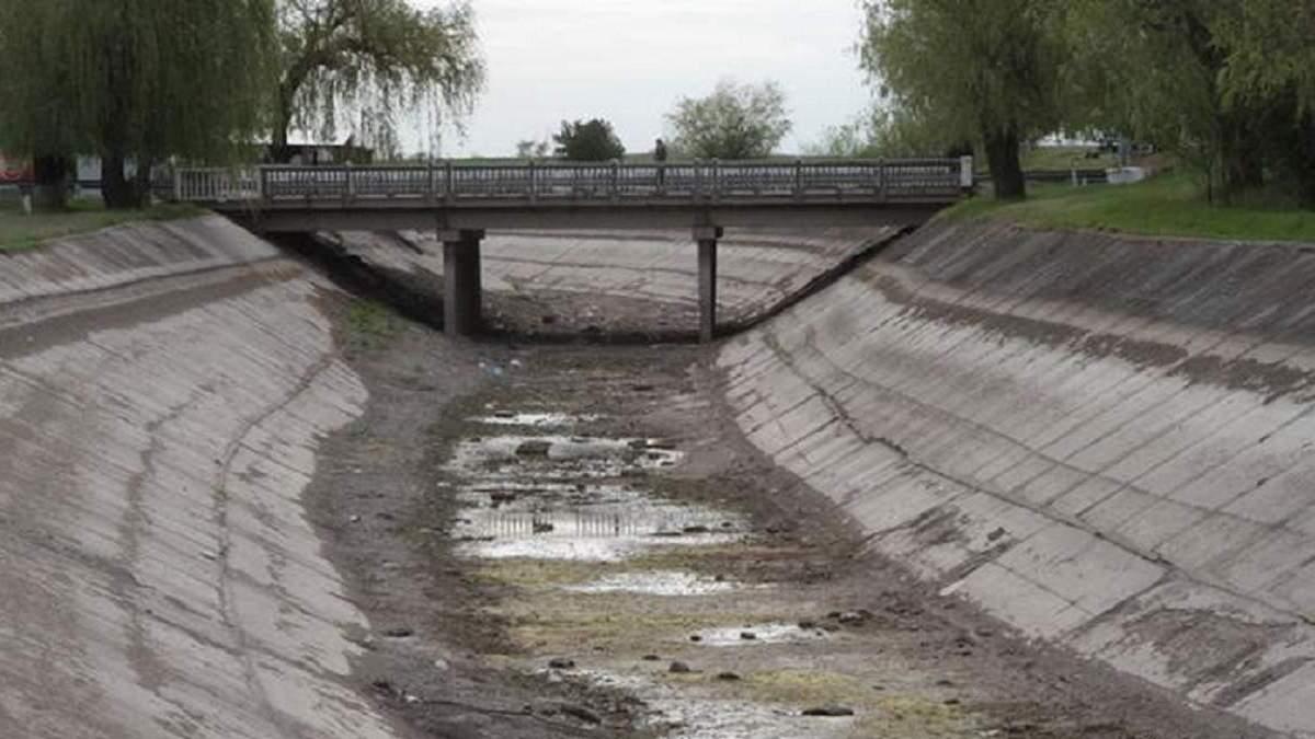 Найсильніша за останні 150 років посуха в Криму: який план у Росії