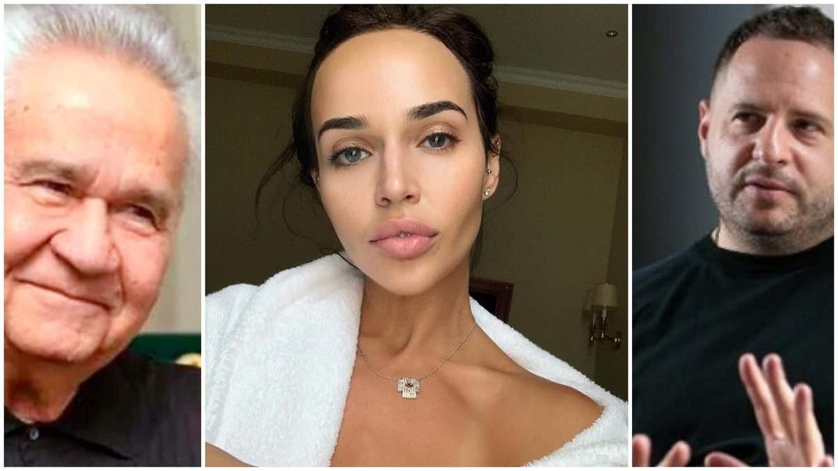 Маша Фокина познакомила дедушку и Ермака – детали
