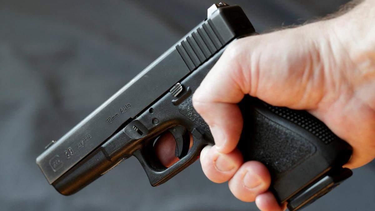 В Никополе произошла стрельба: есть погибшие