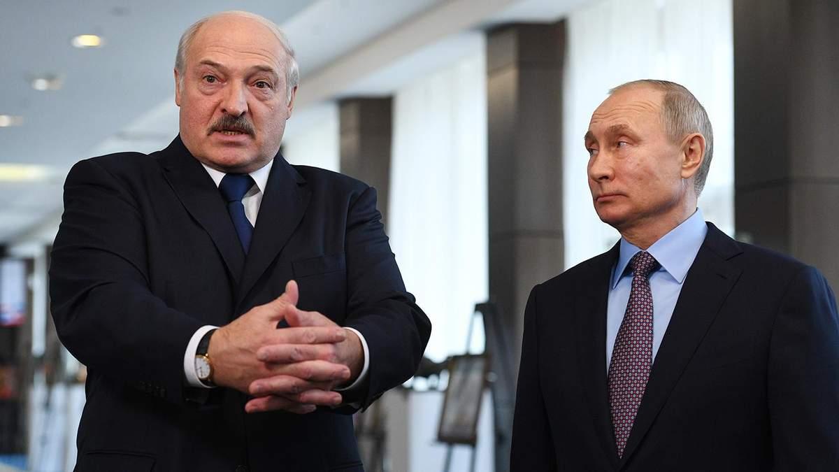 Встреча Лукашенко и Путина в Сочи 14 сентября 2020: результаты
