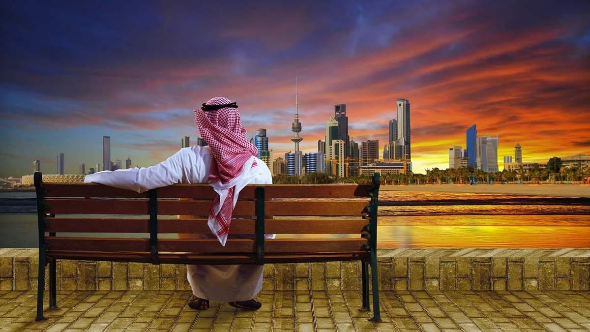 Кувейт - маленькая, но очень богатая страна