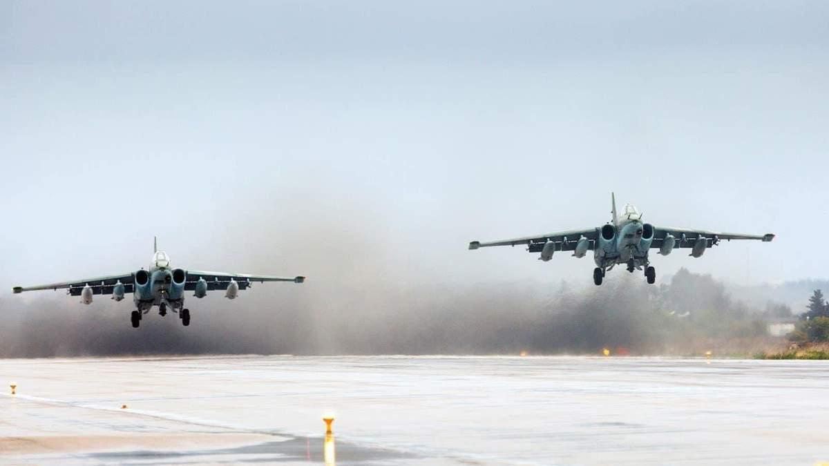 У Білорусі підняли військову авіацію через повітряні кульки