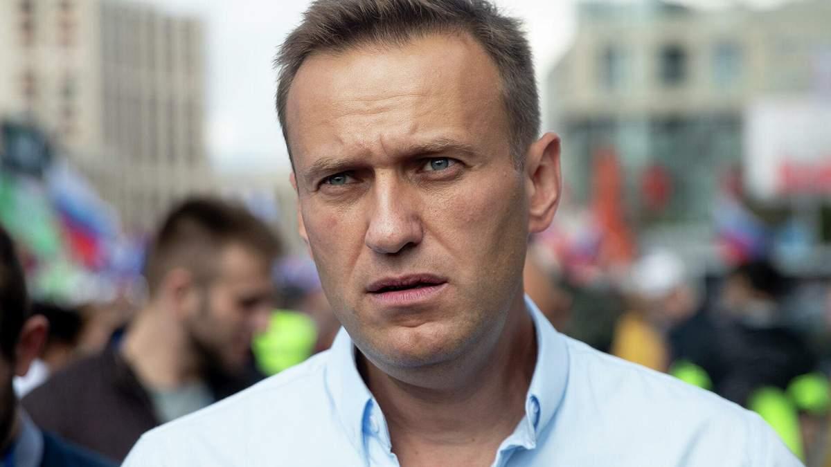 Отруєння Навального: санкції щодо Росії неминучі – правозахисник