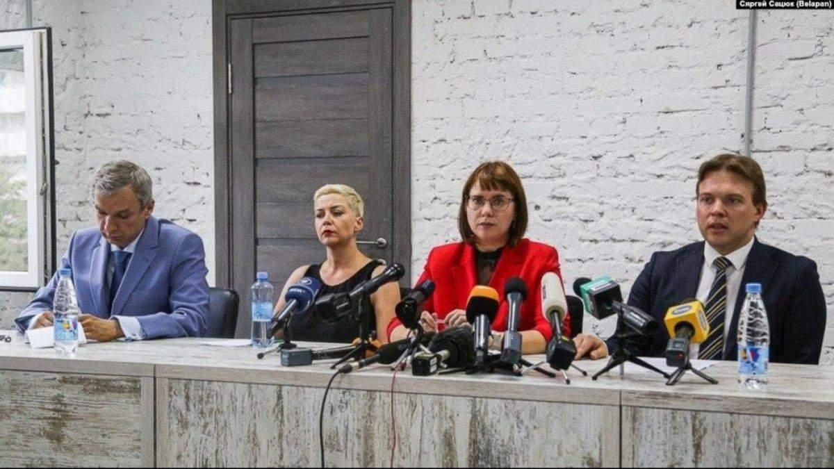 В Беларуси задержали члена Координационного совета Титова