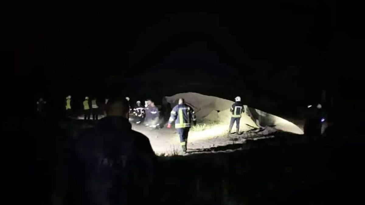 Чабани під Києвом – вибух газопроводу, останні новини