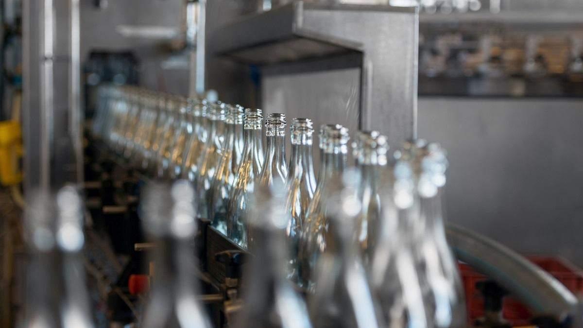 Виробництво спирту